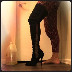 Thigh High Boots from Forever 21